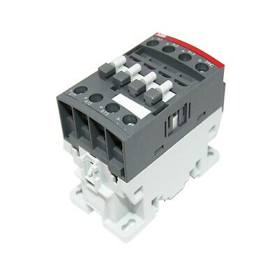 AF38-30-00-11 Contactor3-pole 24÷60VAC 20÷60VDC 38A NO x3 DIN, on ABB