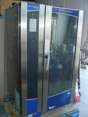 Electrolux Professional 267754 (AOS201GTP1) Air-O-Steam Boilerless Combi Oven
