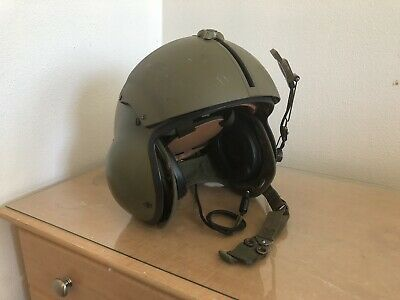 GENTEX FLIGHT FLYERS Helicopter Helmet SPH-4 B X-large Military