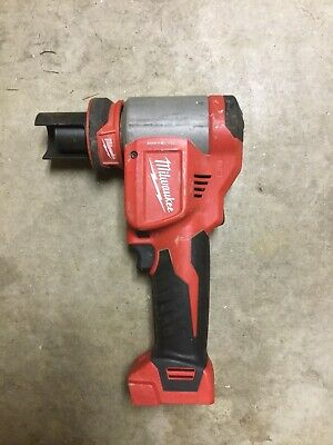 Milwaukee 2676-20 FORCELOGIC M18 Cordless Li-Ion 10-Ton Knockout Tool Only