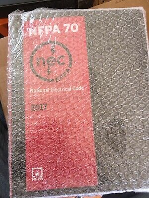 NFPA 70 National Electrical Code 2017 Paperback US Edition ISBN: 9781455906727