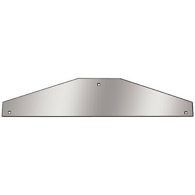 Stainless Steel 2.75 X 14 Inch Bottom Mud Flap Weight
