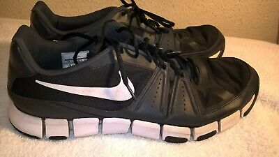 015ccf70f91f NIKE FLEX SHOW TR 2 Men s Training Shoe 610226 013 Black Grey Blue ...