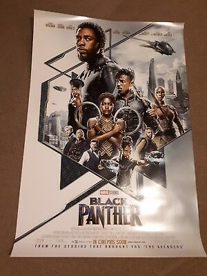 Black Panther One Sheet Maxi Poster 61cm x 91.5cm PP34283-117