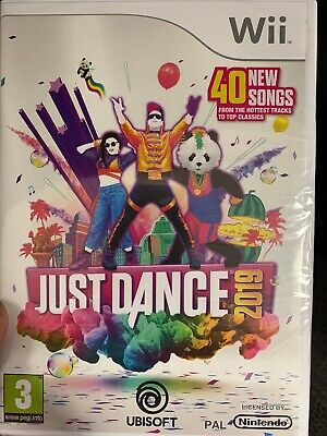 BRAND NEW AND SEALED Just Dance 2019 Wii