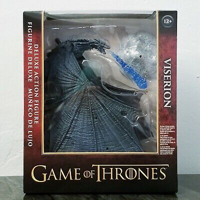 McFarlane Toys Game Of Thrones Ice Dragon Viserion Deluxe Action Figure