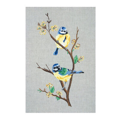 ANCHOR | Embroidery Kit: Blue Tits | PE650