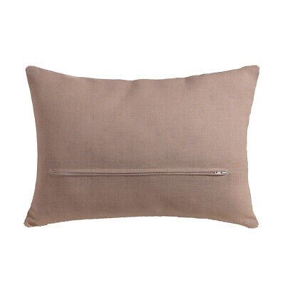 VERVACO|Cushion Back with Zipper: Natural|PN-0021055