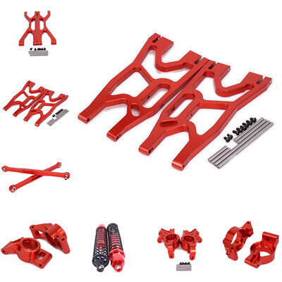 Replaces Upgrade Parts Red Aluminium alloy Replacement Set Pack Kit Practical