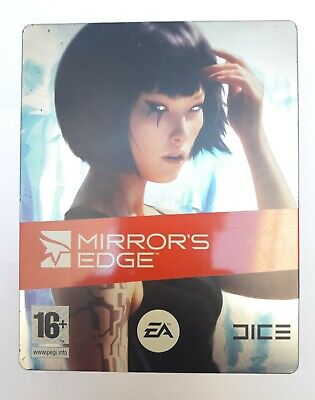 Mirror's Edge Steelbook. Collector's limited edition. Rare! In good conditions.