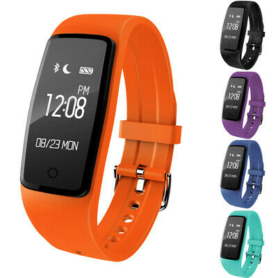 Heart Tracker New Bluetooth Rate Activity Gps Smart Monitor Watch For Android