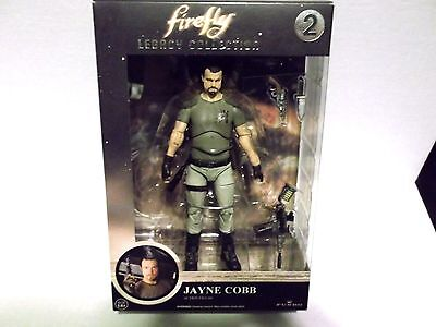 """Funko Firefly Legacy Collection Jayne Cobb 6"""" Action Figure NEW"""