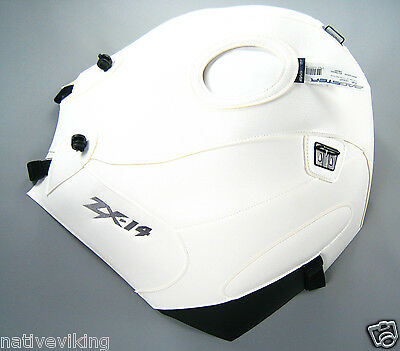 Kawasaki ZX-14R Bagster TANK COVER ZX14 white PROTECTOR ZX 14 in STOCK new 1684F
