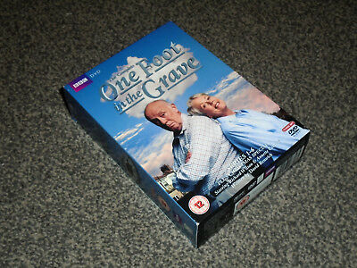 One Foot In The Grave : Series 1 - 6 + Specials Dvd Boxset - Vgc ( Free Uk P&P )