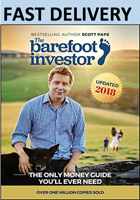 "The Barefoot Investor (PDF, Ebook) ""Fast DELIVERY"""