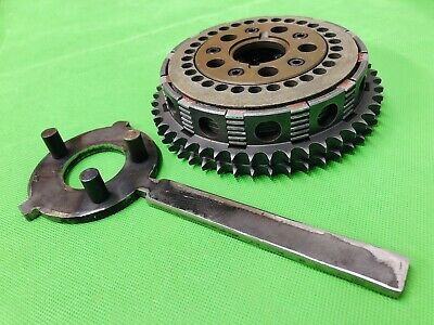 Lambretta Af Rayspeed Road 47 Tooth 6 Plate 5 Spring Clutch Fits Dl Gp