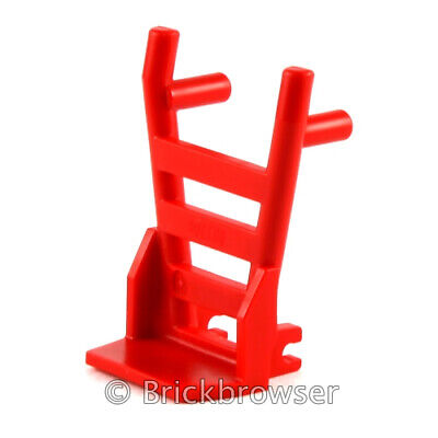 NEW LEGO Part Number 6641 in Bright Red