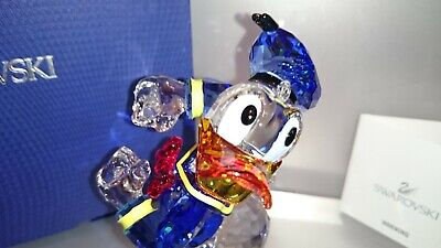 Swarovski Disney Series Mickey & Friends Donald Duck Colour 5063676 Ap 2018 Neu