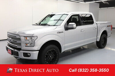 Used Ford 4x4 Trucks For Sale >> 2015 Ford F150 F 150 4x4 Truck Sales Brochure Dealer Sales