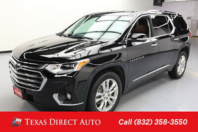 2018 Chevrolet Traverse High Country Texas Direct Auto 2018 High Country Used 3.6L V6 24V Automatic AWD SUV Bose