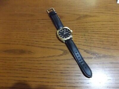 975548ccd6c Men s Gucci Stainless Steel Gold  Black Tone G Timeless 142.3 Watch