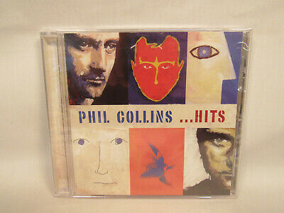 Phil Collins - Hits (Best of / Greatest Hits) CD NEW FACTORY SEALED