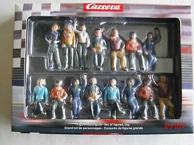 Carrera Set of Spectators 15 in Total - Scalextric Compatible - Unopened.