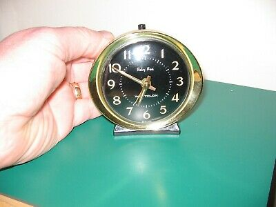 "Vintage ""Westclox"" Alarm Clock- from the 1960s."