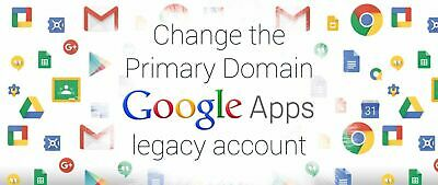 Add Second Primary Domain G Suite Free edition