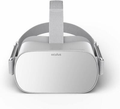 NEW Oculus Go VR Portable Standalone Virtual Reality Headset 64GB In-Built Audio