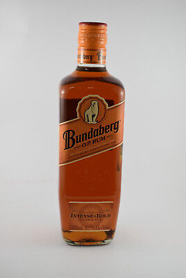 BUNDABERG RUM OP CRAFTED INTENSE & BOLD 57.7% 700mL RARE COLLECTABLE BUNDY RUM