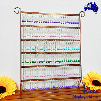 Earring Stand Holder LARGE | 6 Levels | VINTAGE Style Reliable | AUSSIE Seller