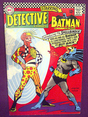 Detective Comics  #358 VF/NM