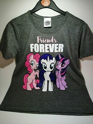Girls Hasbro My Little Pony T Shirt Official Licensed 7-8 years