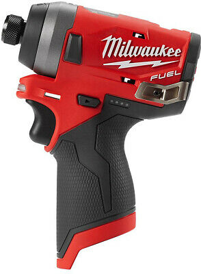Milwaukee Cordless 1/4 Inch Hex Impact Driver 12 Volt Lithium Ion Brushless Tool