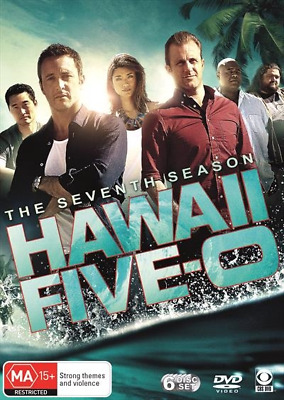 Hawaii FIVE-O 5-O : Season 7 : NEW DVD