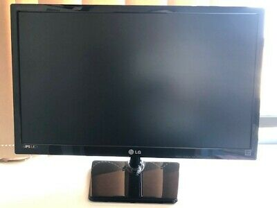 """LG  IPS IPS234V 23""""  Widescreen LED Monitor with TV Tuner"""