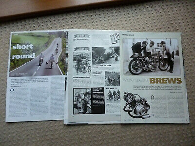 Cyclemotors & mopeds technical & historical literature- 9 items