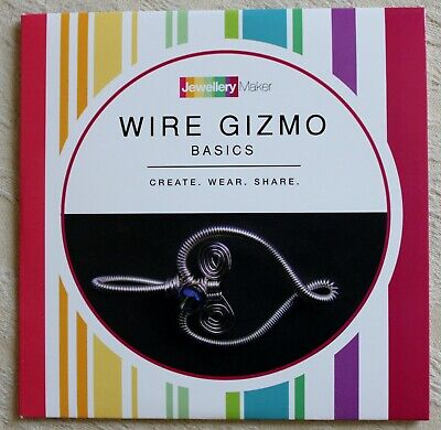 WIRE GIZMO BASIC  crafts tuition DVD gemstones beads tools