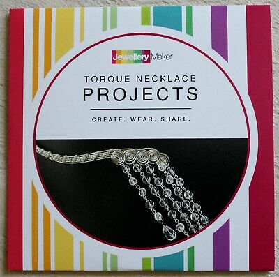 TORQUE NECKLACE PROJECTS crafts tuition DVD gemstones beads tools