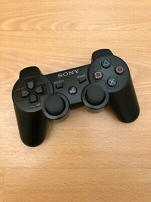 Official Genuine Sony PS3 Playstation 3 Controller DualSlhock SIXAXIS Wireless