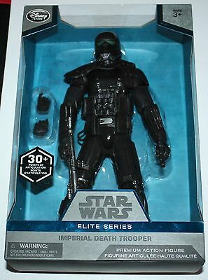 "Star Wars Elite Series: Imperial Death Trooper 12"" 1/6 MISB"