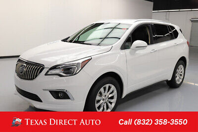 2018 Buick Envision Essence Texas Direct Auto 2018 Essence Used 2.5L I4 16V Automatic AWD SUV OnStar