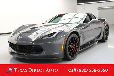 2017 Chevrolet Corvette Grand Sport 3LT Texas Direct Auto 2017 Grand Sport 3LT Used 6.2L V8 16V Automatic RWD Coupe Bose
