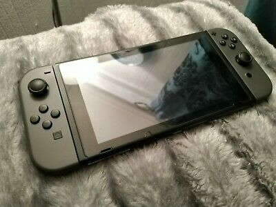 Nintendo Switch|32GB|WiFi|Grey|Very Good Condition|Boxed