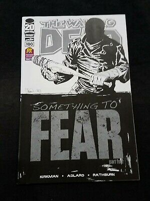 IMAGE COMICS The Walking Dead #100SDCC-a San Diego Comic Con Exclusive VF