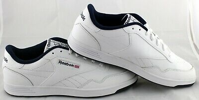 Reebok Club Memt New Mens Classic Shoes Athletic Sneakers US 11 White 1Y3502
