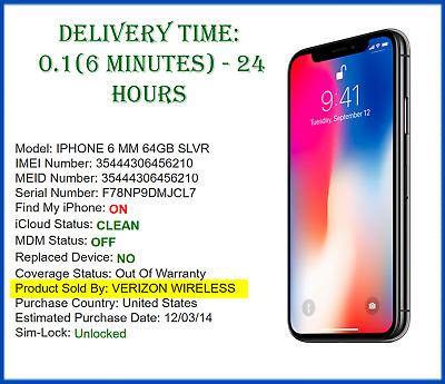 Fast iPhone SOLD BY Carrier Checker & Network Check