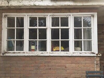 Large Original vintage Crittall Windows Different Variants Available