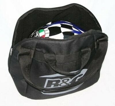 R&G Racing Deluxe Motorcycle  Motorbike Full Face Fleece Lined Crash Helmet Bag